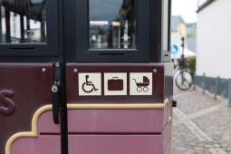 Bequem trocken und Rollstuhlgerecht